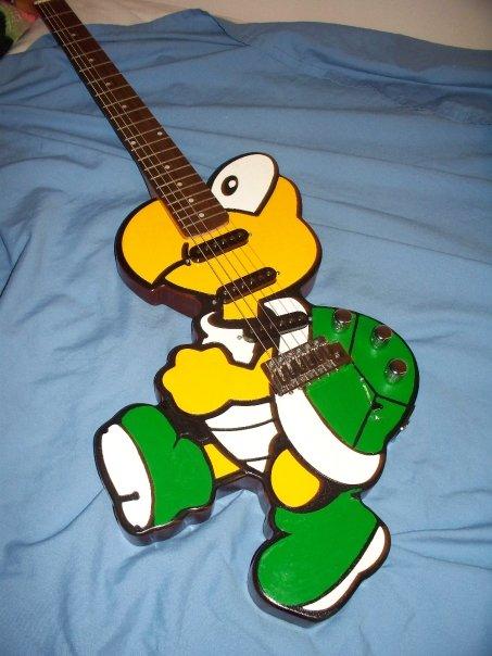 ノコノコギター