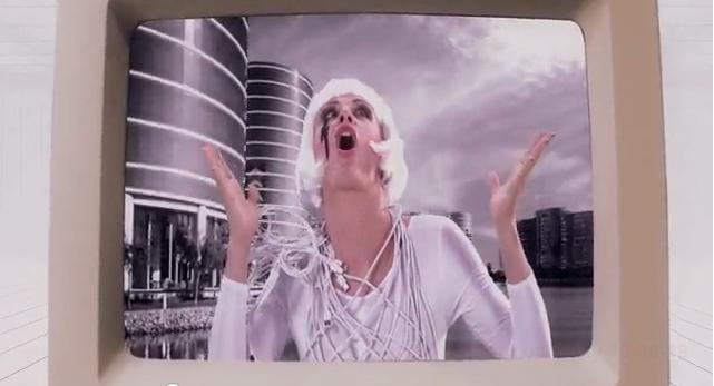 レディーJavaのミュージックビデオ