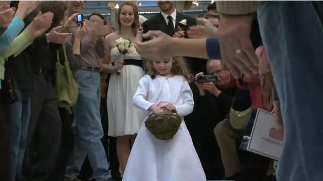 フラッシュモブ結婚式 at ボストン
