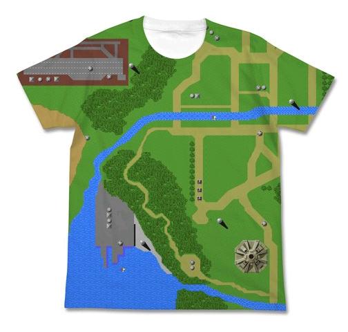 xevious-t-shirt